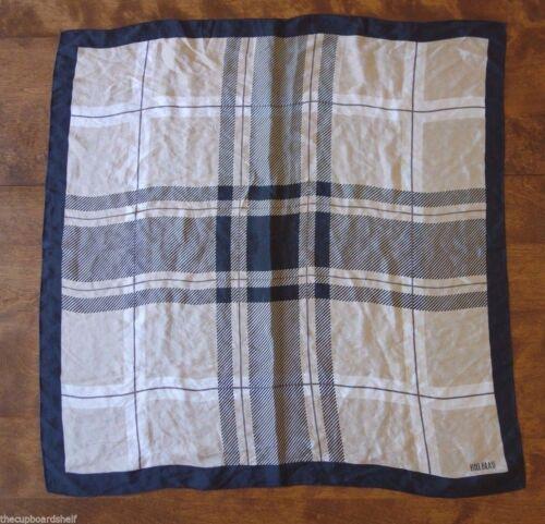 vintage Bill Blass scarf 26