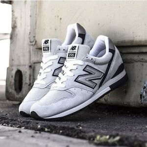 Details about MENS NEW BALANCE NB 996 HERITAGE GREY NAVY RUNNING CASUAL M996CFIS SIZE 6 12
