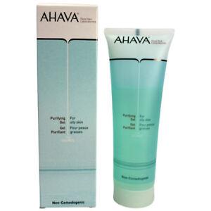 Ahava-Purifying-Gel-for-Women-for-Oily-Skin-4-2-oz-New-In-Box