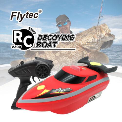 Flytec RC Futterboot 2h Akkulaufzeit Fernbedienung Köderboot Baitboat Schiff