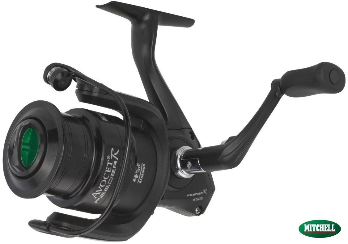 Mitchell Avocet Feeder R 5500 Front Drag Fishing Reel - 1446175
