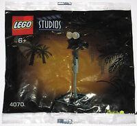 2001 Lego Studios 4070 Stand Camera Jurassic Park Iii Promo Sealed