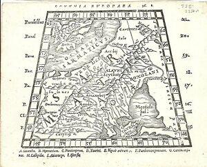 Antique-map-Scythia-Europaea