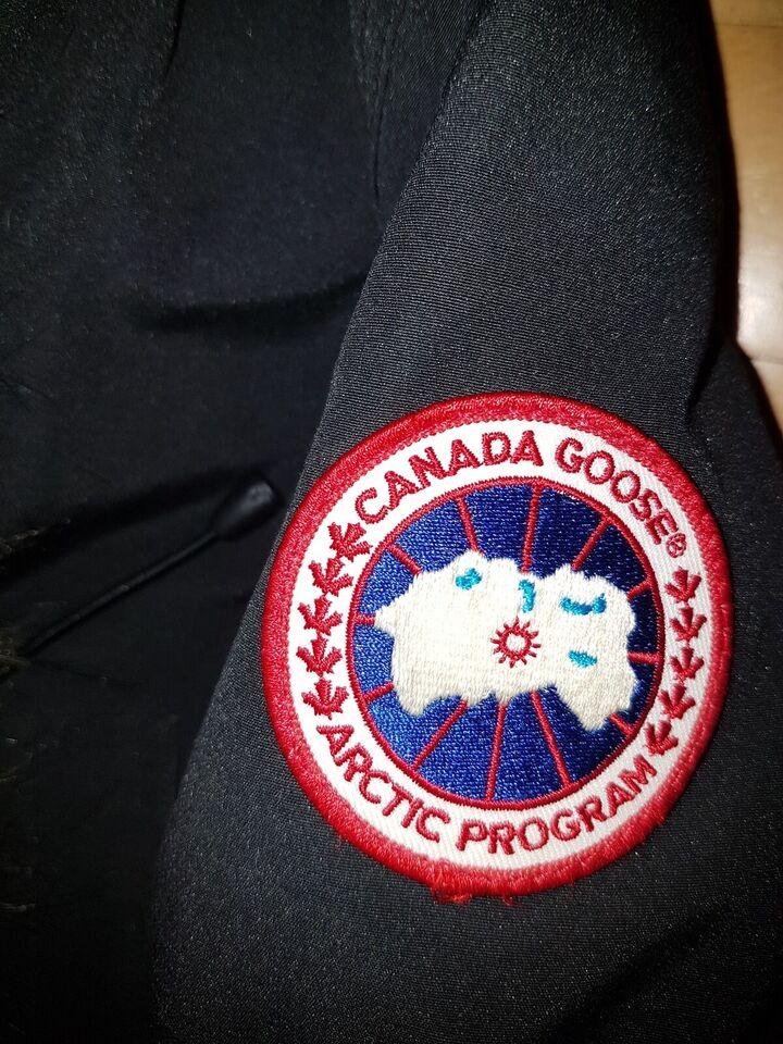 Vinterjakke, str. 38, Canada goose
