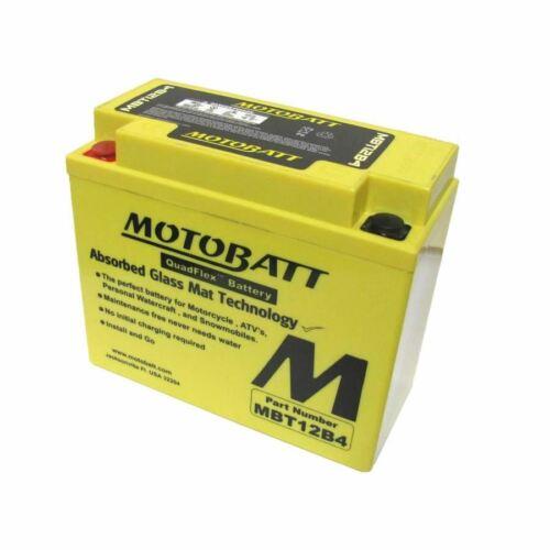 Battery Motobatt Ducati 998 Strada Biposto//Monoposto 2002-2003