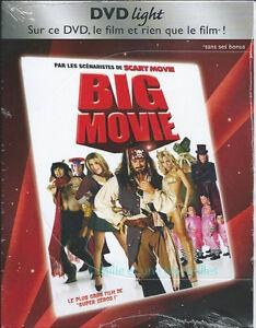 DVD-BIG-MOVIE-Le-Plus-Gros-Film-de-034-Super-Zeros-034-Le-Film