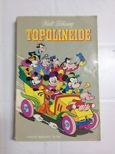 I CLASSICI MODERNI DI WALT DISNEY - TOPOLINEIDE 1962  MONDADORI - BUONO