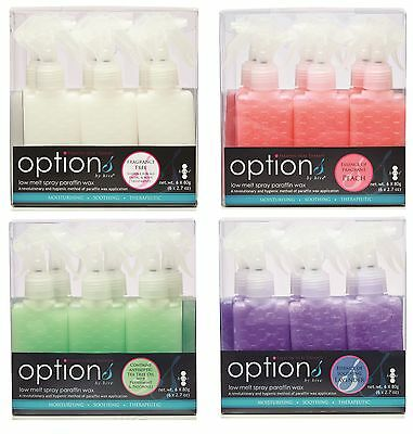 Hive Of Beauty Waxing Fragrance Free Low Melt Paraffin Spray Therapy Treatment