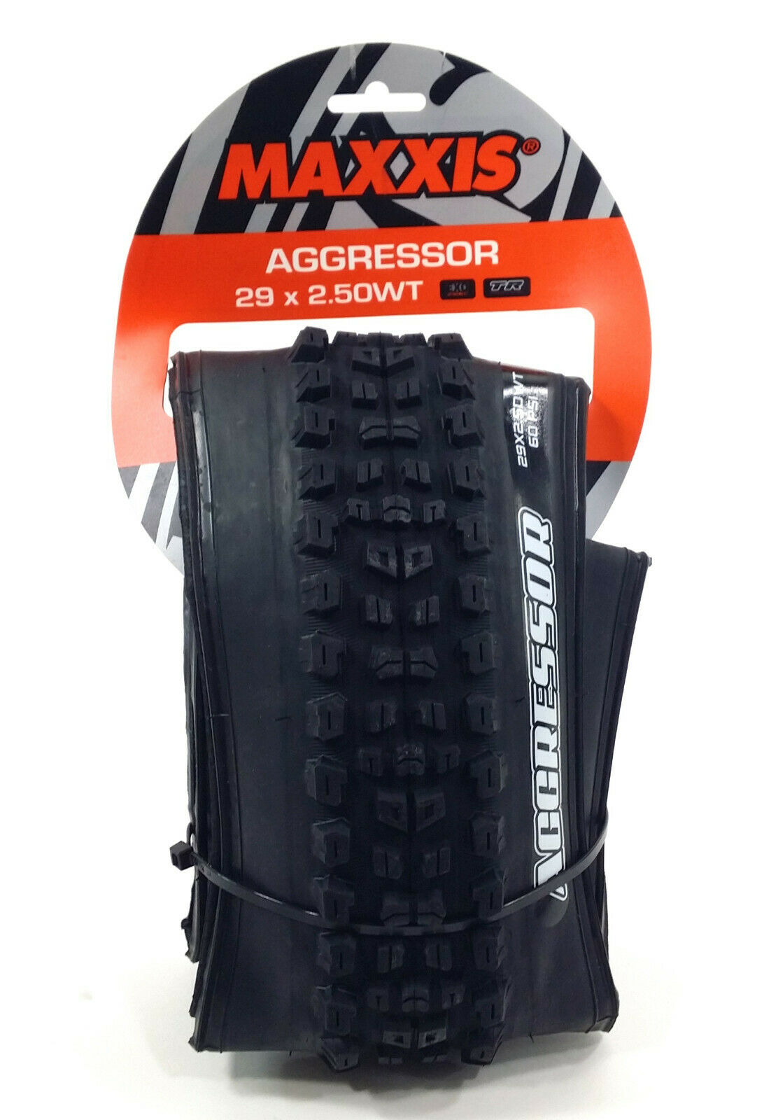 Maxxis Aggressor DC EXO TR 29x2.5 Tubeless Mountain  Bike Tire  up to 70% off