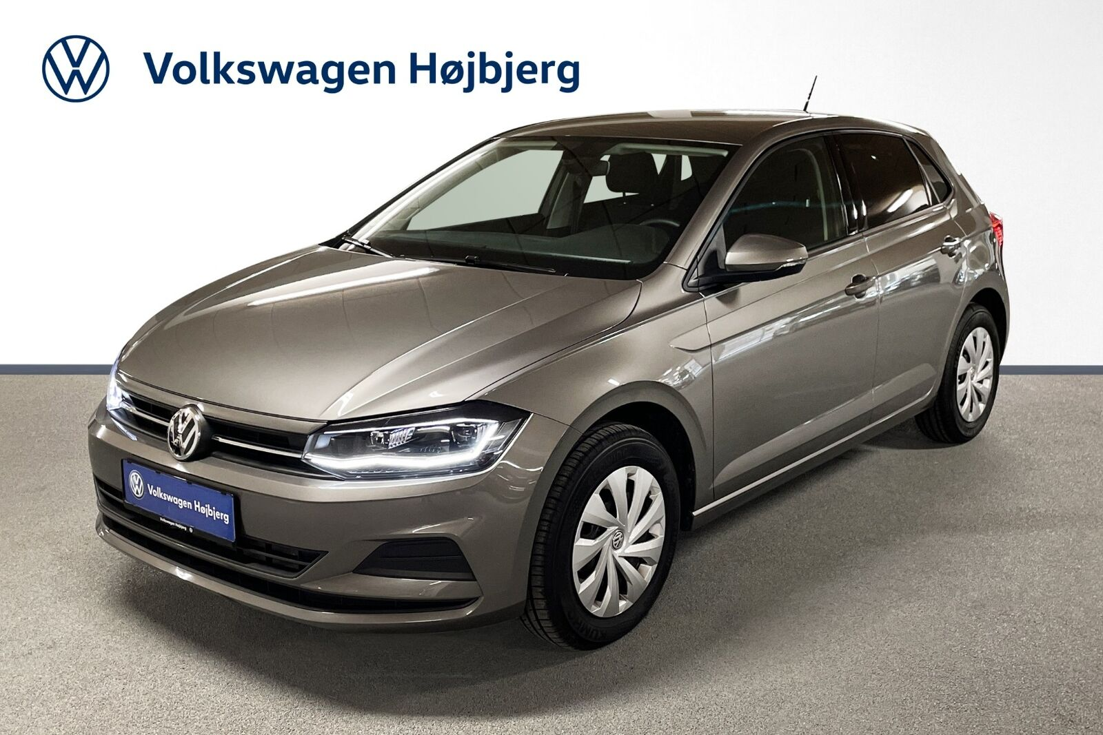 VW Polo 1,0 TSi 115 Highline DSG 5d - 229.900 kr.