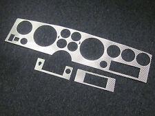 1973-77 grand prix engine turned vinyl dash insert