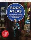 Rock Atlas UK & Ireland: 800 Great Music Locations and the Fascinating Stories Behind Them by David Roberts (Paperback, 2016)