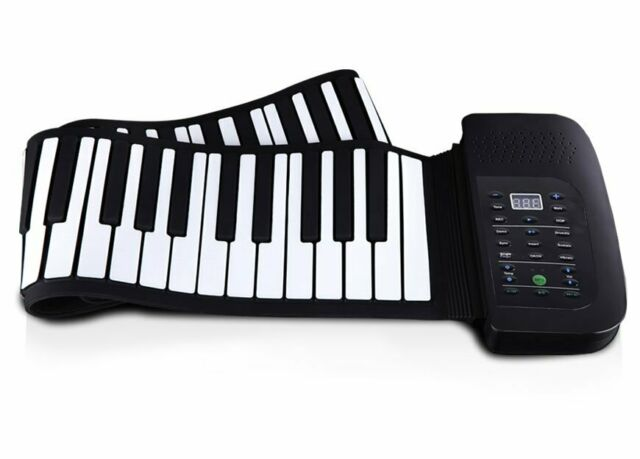Konix PA88 Roll Up Piano 88keys roll up acoustic piano for children