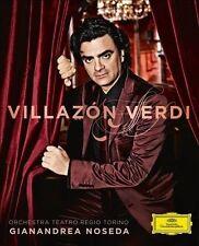 Villaz¢n Verdi (CD, Sep-2013, DG Deutsche Grammophon)