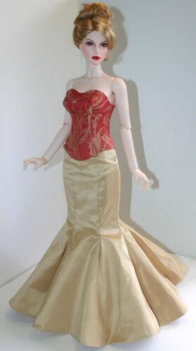 Opera Doll Clothes Sewing Pattern 1//3 Iplehouse EID Dolls BJD