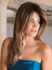 Angelica Noriko Rene of Paris Long Synthetic Gorgeous Wig 1625 Chocolate Swirl*