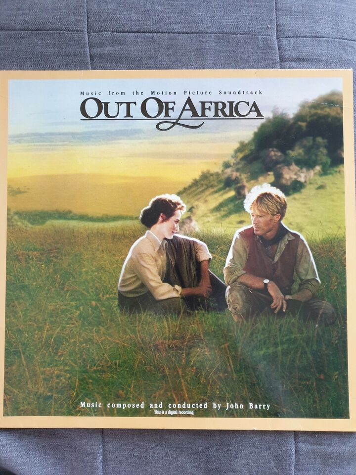 LP, Diverse, Out of Africa Soundtrack