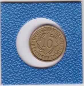 10-Pfennig-1928-A-Deutsches-Reich-German-Empire