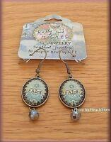 Faith Earrings By Kelly Rae Roberts Fashion Jewelry Free U.s. Shipping