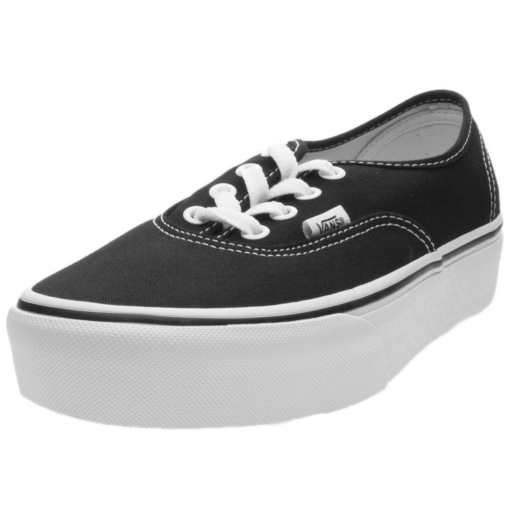 Schuhe Vans authentisch authentisch authentisch Platform VN0A3AV8BLK schwarz e71a9c