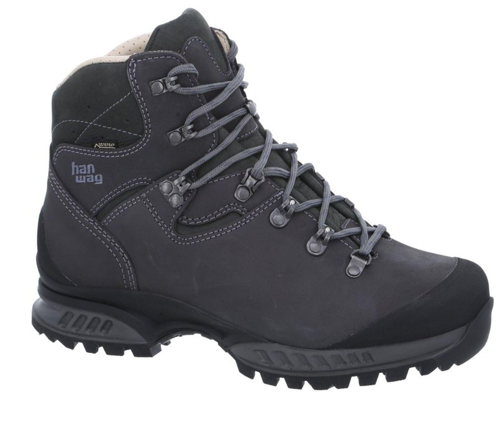 Hanwag montaña zapatos Tatra II GTX tamaño 10 - 44,5 asfalto