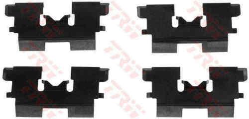 5 YEAR WARRANTY GENUINE BRAND NEW TRW Rear Brake Pad Fitting Kit PFK517