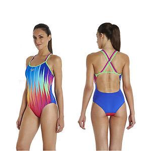 letzte Auswahl Sonderrabatt offiziell Details zu Badeanzug Speedo Schwimmanzug Damen Frauen Endurance+ Xback  Bademode B143