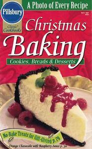 Pillsbury-Classic-Cookbooks-201-CHRISTMAS-BAKING-Nov-1997-Cookies-Breads-amp-More