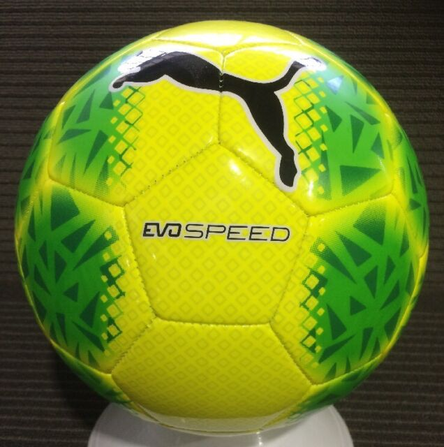 puma evospeed soccer ball