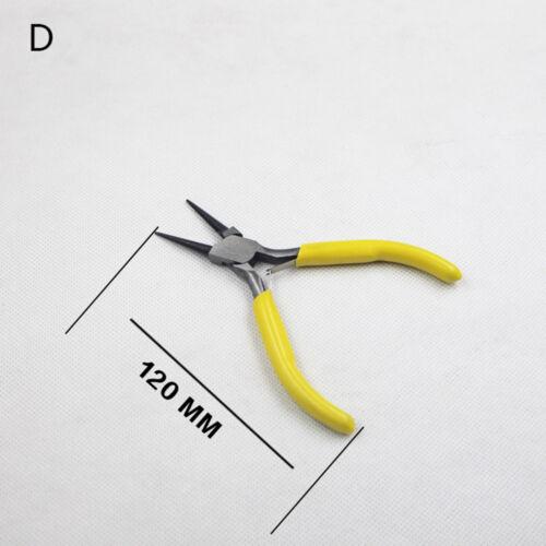 8 typies FIL Électrique Câble De Coupe Pince Side Snips Flush Pince Dura