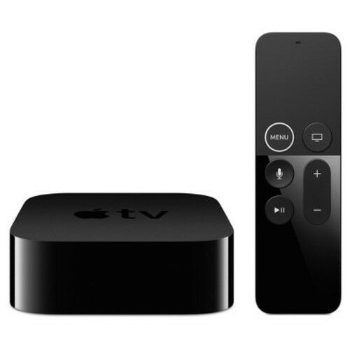 Apple TV 4K Internet TV - 32 GB HDD (MQD22LL A)