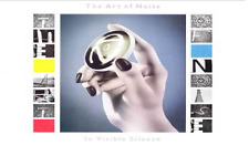 ART OF NOISE IN VISIBLE SILENCE (Deluxe Edition) 2 CD SET (19THMAY) NEW/MINT