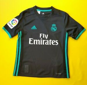 b0e9dc742 5+ 5 Real Madrid kids jersey 9-10 years 2018 shirt B31092 soccer ...