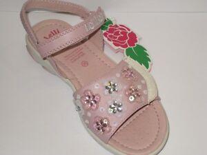 Lelli-Kelly-Mandorlo-VF1250-Pink-White-Sandals-Shoes-NEW-Hand-Beaded