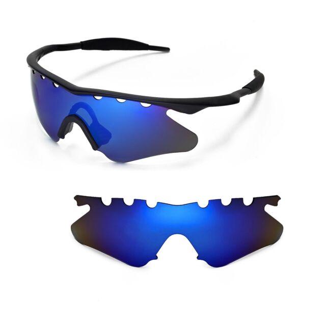 ec5e195b7a New WL Polarized Ice Blue Vented Sunglasses Lenses For Oakley M Frame Heater