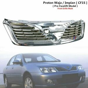 Replacement Chrome Grill Grille Mask For Proton Waja Impian CF CF1S 2000-06