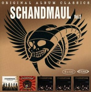 Schandmaul-Original-Album-Classics-Vol-3-5CD-NEU-OVP