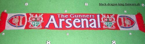 Ultra Arsenal London Schal The Gunners,Arsenal neu