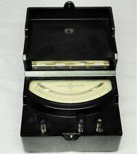General Electric Ap 9 Voltmeter Vintage Radio Electronic Test Equipment Accs