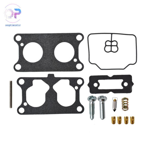 Carb//Carburetor Repair//Rebuild Kit For Kawasaki Mule 3000//3010//3020 1993-2008