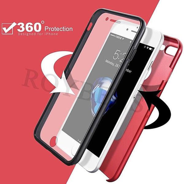 Coque Intégrale Pour Tous Les Samsung - Entière Full 360° Transparente & Tactile DernièRe Technologie