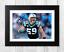 Luke-keuchly-3-NFL-Carolina-Panthers-signe-poster-Choix-de-cadre miniature 3