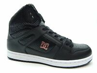Dc Rebound High Se Black Black 320028 Women Shoes Size 8 To 11