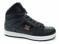 Dc Rebound High Se Black Black 320028 Women Shoes Size 8 To 11