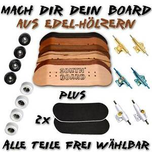 EDEL-Holz-Fingerboard-SET-SOUTHBOARDS-Handmade-Wood-Fingerskateboard