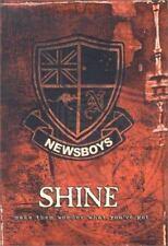NEW! Shine: Make Them Wonder What You'Ve Got, Newsboys