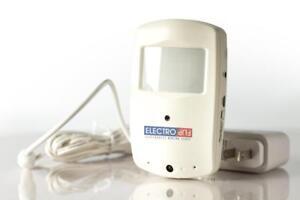 Small-DVR-Camera-Surveillance-Infrared-Secret-HD-720p-Video-Camcorder-USED