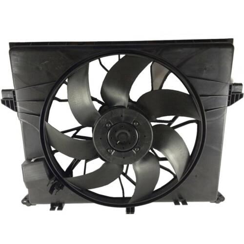 Ventilateur Refroidisseur Ventilateur refroidissement moteur pour MERCEDES-BENZ CLASSE M w164 R-Classe w251