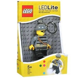 LEGO LED Lite Key Light Keyring Mastermind LGL-KE33 Shipping Traced