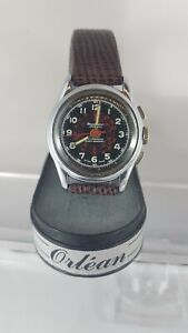 Vintage  Rare Military Stopmeter  watch, rare collector watch